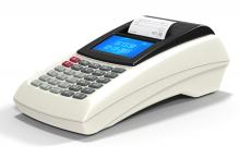 Elektronická pokladna STANDARD mini (EET)